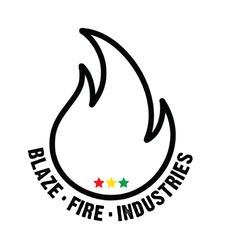 Blaze Fire Industries logo