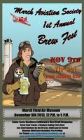 March Aviation Society 1st Annual Brew Fest