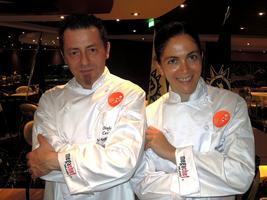 "Italy's Michelin Star Chefs ""Gran Finale"" Competition..."