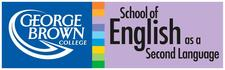 George Brown College School of ESL logo