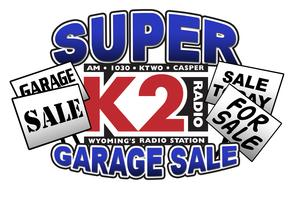 K2 Super Garage Sale - Fall 2013