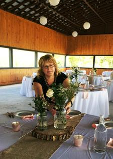 Sheila Buell - Floral Designer logo
