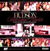 ★HUDSON SATURDAYS★  NO COVER  w/ RSVP b4 11- Print & Bring With...