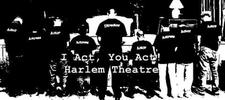 I Act, You Act! Harlem Theater logo