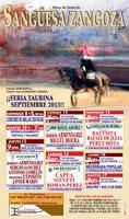 Feria Taurina de Sanguesa 2013