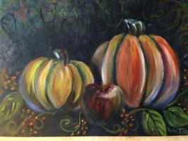 Fall Pumpkin Painting (Pittsburgh)