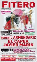 Feria Taurina de Fitero Septiembre 2013