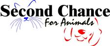 Second Chance for Animals logo