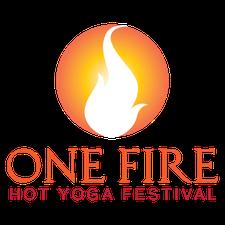 One Fire Hot Yoga Festival logo