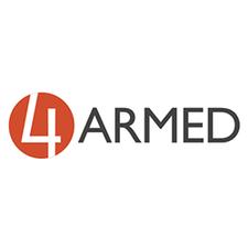4ARMED logo