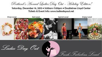 Portland's Annual Ladies Day Out - Holiday Edition!