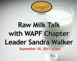 Raw Milk Talk