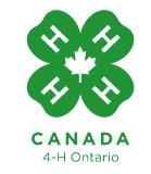 4-H Ontario Council Board logo