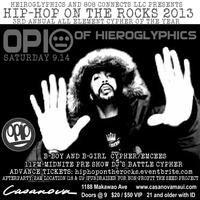 HIPHOP ON THE ROCKS