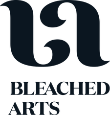 Bleached Arts logo