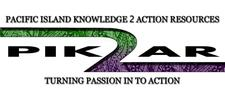 PIK2AR - Pacific Island Knowledge 2 Action Resources logo