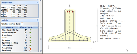 Software Tools for Design of Prestressed Concrete Struc...