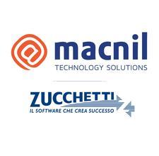 Macnil Gruppo Zucchetti logo