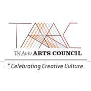 Tel Aviv Arts Council logo