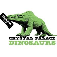 Friends of Crystal Palace Dinosaurs logo
