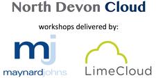 North Devon Cloud Events logo