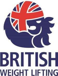 British Weight Lifting logo