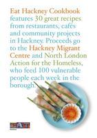 Eat Hackney Cookbook launch
