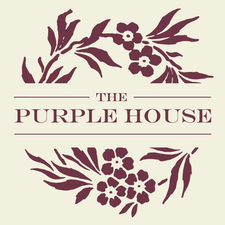 The Purple House logo