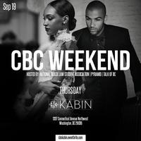 THURS 9.19 | CBC Weekend Hosted by National Black Law...