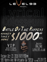 Lyrical Colosseum: Battle of the Rappers