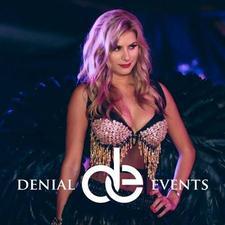 Denial Events logo