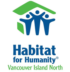 Habitat for Humanity Vancouver Island North logo