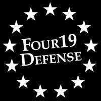 Four19 Defense, LLC logo
