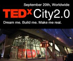 TEDxHouston Presents TEDCity2.0 Speakers & Livestream