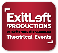 ExitLeft Productions logo