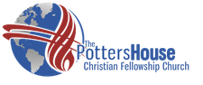 Potters House Birmingham  logo
