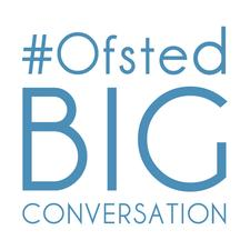 Ofsted Big Conversation Greater London logo