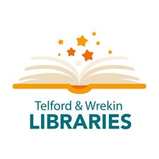 Telford & Wrekin Libraries logo