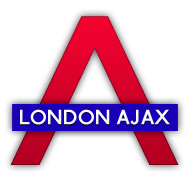 London Ajax User Group logo