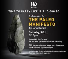 Release Party for The Paleo Manifesto | John Durant