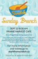 Start From Scratch Brunch Fundraiser