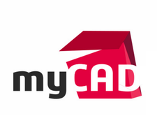 myCAD logo