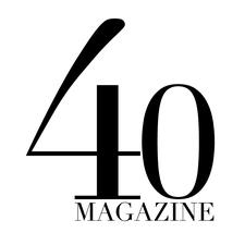 Forty Magazine  logo