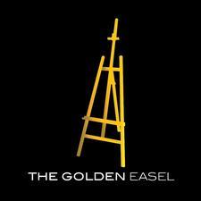 The Golden Easel  logo