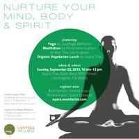 Nurture Your Mind, Body and Spirit: Yoga, Meditation,...