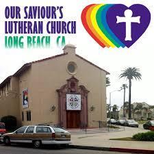 Our Saviour's Lutheran Church, Long Beach logo