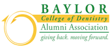 Baylor College of Dentistry Alumni Association logo
