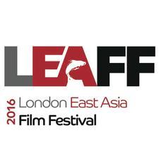 London East Asia Film Festival  logo