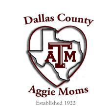 Dallas County Texas A&M University Mothers' Club logo