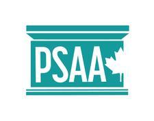 Political Science Alumni Association (PSAA) logo